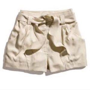 Lt Tan Organic cotton H&M shorts